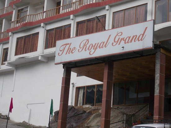 The Royal Grand : the hotel