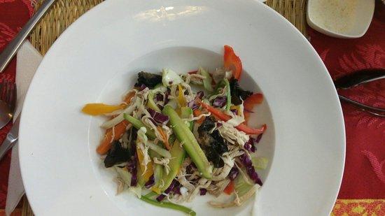 Kui-Zin: Zui-zin salad