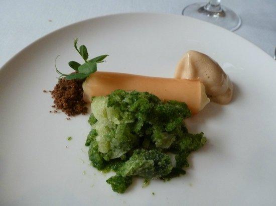 Restaurant Montiel: Dessert