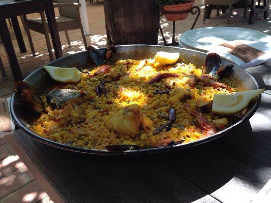 Cana Pepeta: Best paella ever