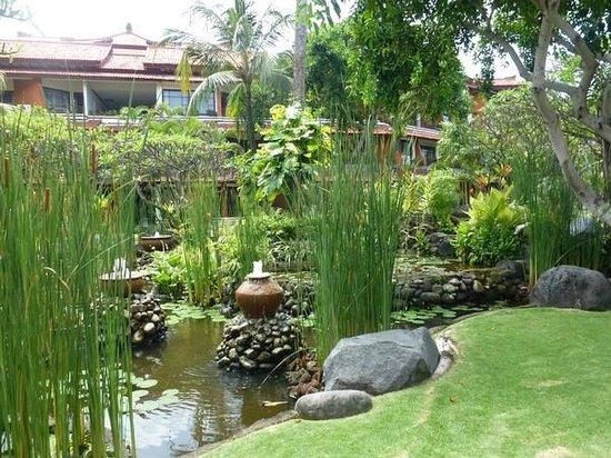 Sol Beach House Benoa Bali by Melia Hotels International: Bassin