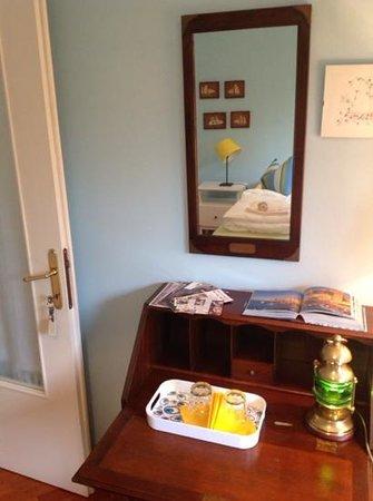 Rosy's Bed & Breakfast: la camera marina