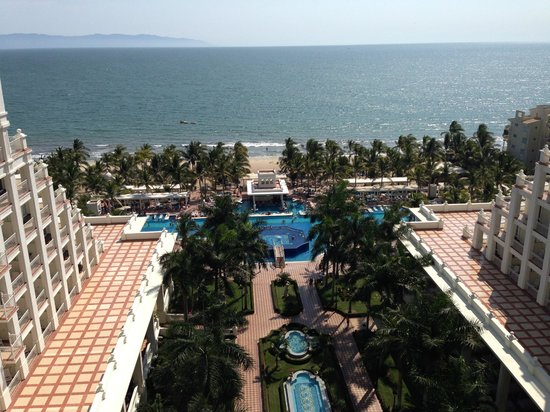 Hotel Riu Palace Pacifico: From our balcony
