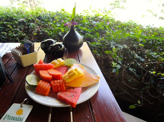 Pimalai Resort and Spa: colazione