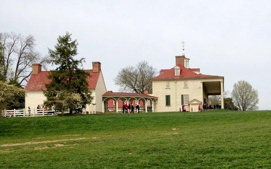 George Washington's Mount Vernon : Mt Vernon