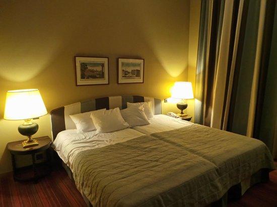 Hotel Martin's Relais: quarto
