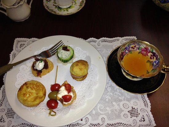 3 Sisters Tea: The Mandarin selection