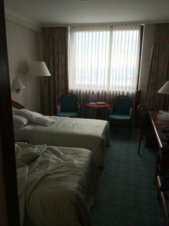 Panorama Hotel Prague : Beedroom