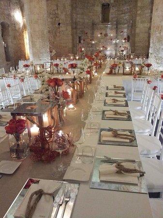 Le Lampare Al Fortino Wedding