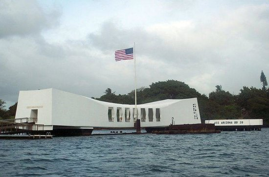 USS Arizona Memorial/WW II Valor in the Pacific National Monument : Photo 1