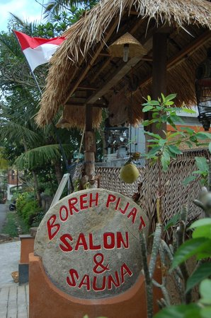 Boreh Pijat Salon & Sauna