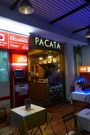 Pacata next to Rikka Inn