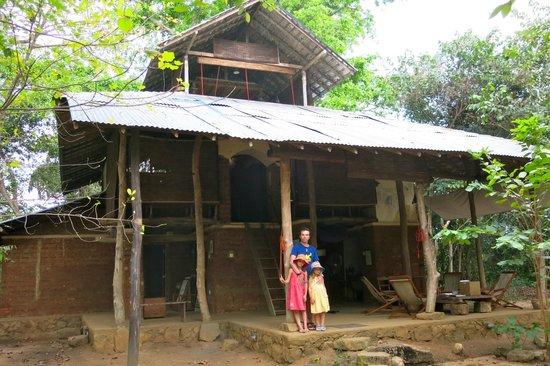 Galkadawala Forest Lodge : une cabane dans la jungle