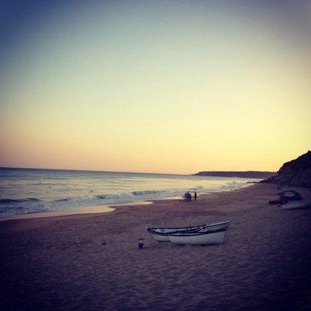 Salema Beach Club: View of Salema beach