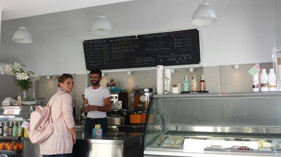Lolita's Gelato : Wahrscheinlich das beste Eis auf Santorini