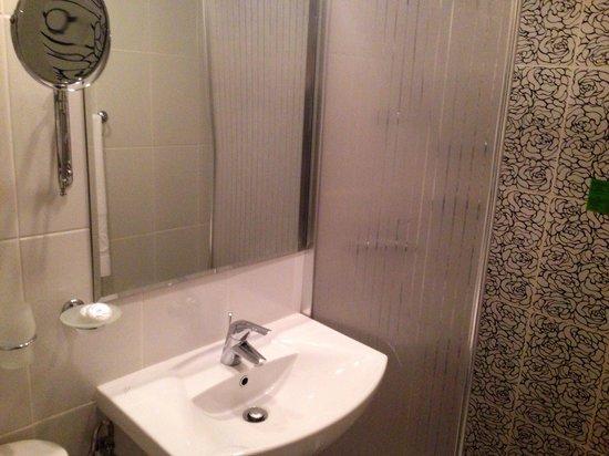 Hotel Gergana: Bathroom