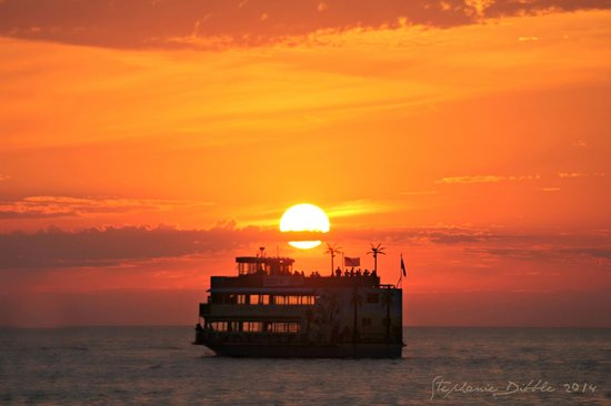 Holiday Inn Hotel & Suites Clearwater Beach: Beautiful Sunsets