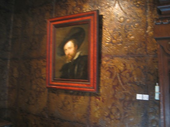 Rubens House (Rubenshuis): Anthony van Dyck by Rubens