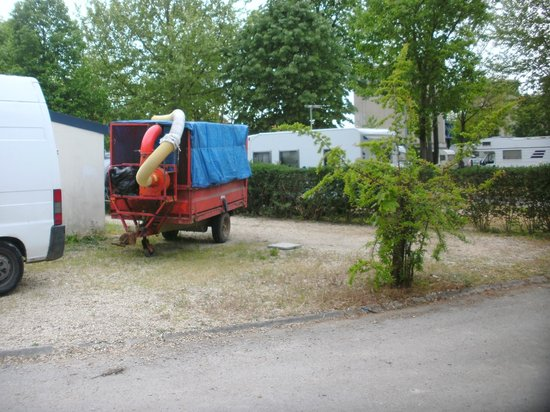 Camping de Paris: dit was de ons aangeboden plaats