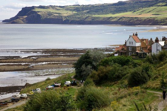 Robin Hood's Bay and Fylingdales Museum: Closer in