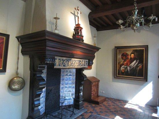 Rubens House (Rubenshuis): Dining-room