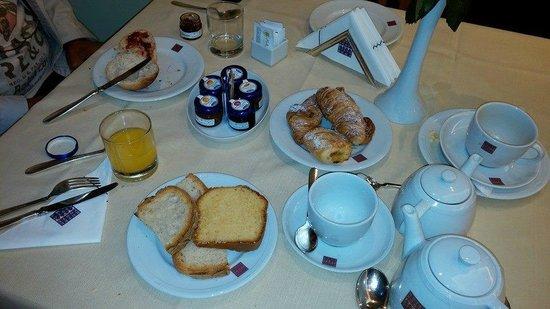 Hotel Ponte Sisto : Breakfast