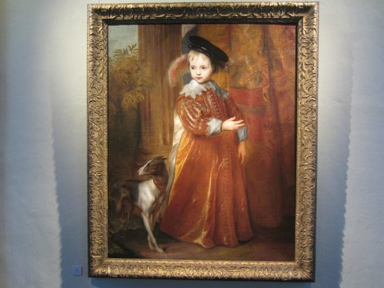 "Rubens House (Rubenshuis): ""William II of Orange by Anthony van Dyck"