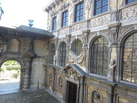 Rubens House (Rubenshuis): Inner Courtyard