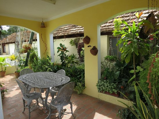 Casa Roberto y Olga: private Terrasse