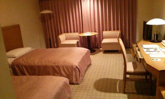 Royton Sapporo: 心地よいホテルステイが出来そうです