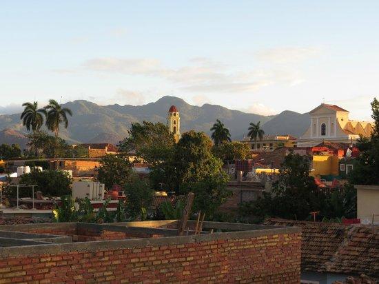 Casa Roberto y Olga: Blick vom Dach