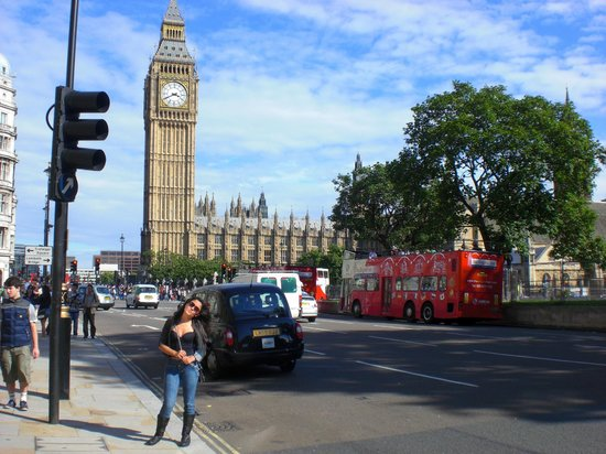 Palais de Westminster : Big Ben