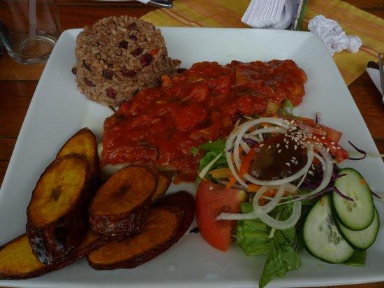 Flip Flop Restaurant: Fisch