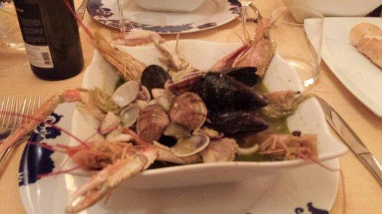 La Fenice: La mitica zuppa di pesce