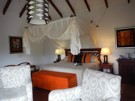 Idube Private Game Reserve Lodge: Mukbela Suite