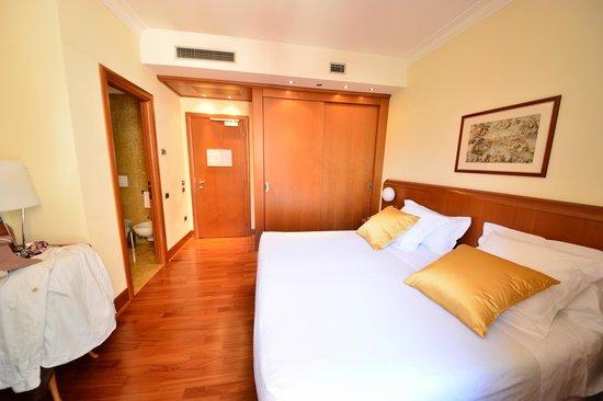 Hotel Ponte Sisto : Our room