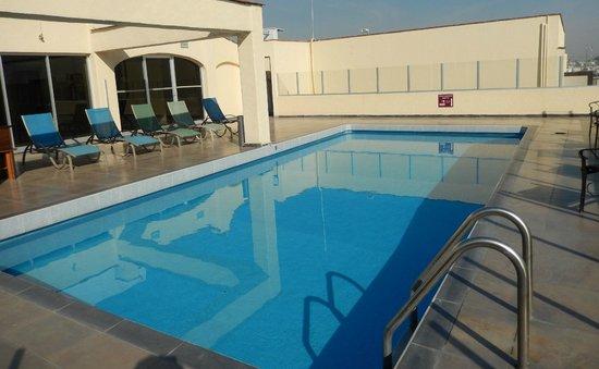 Hotel Roma: Alberca