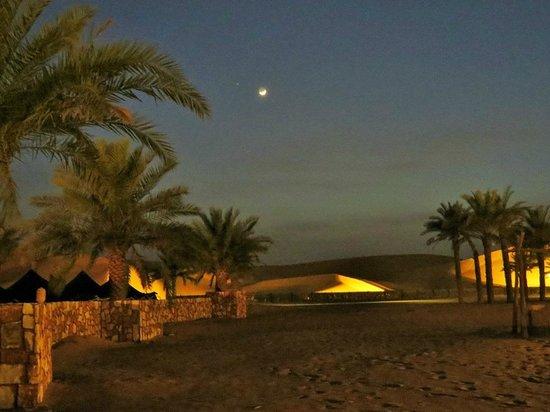 Desert Scenery At Night Picture Of Arabian Nights