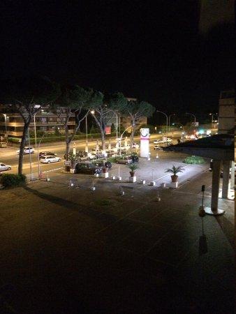 Raganelli Hotel : vistas de la habitacion