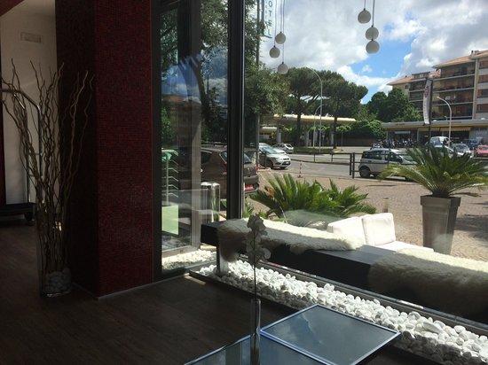 Raganelli Hotel : hall