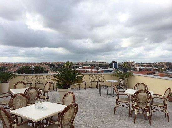 Raganelli Hotel : terraza