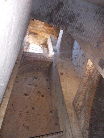 Chiesa di San Fortunato : San Fortunato - Interno del campanile