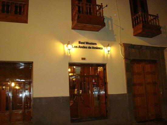 BEST WESTERN Los Andes De America: Hotel