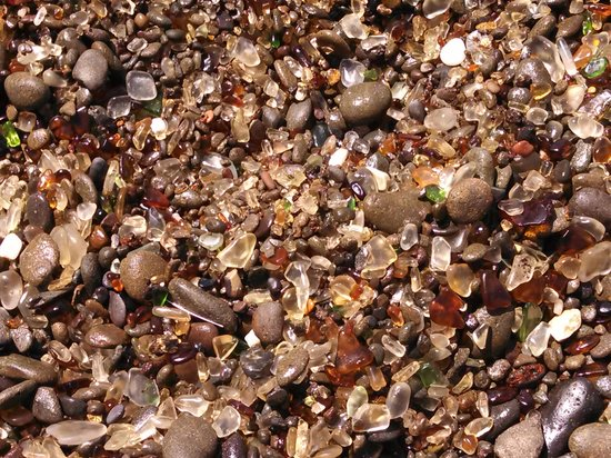 Glass Beach: April 2014