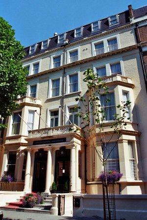 City Continental London Kensington: façade de l'hôtel