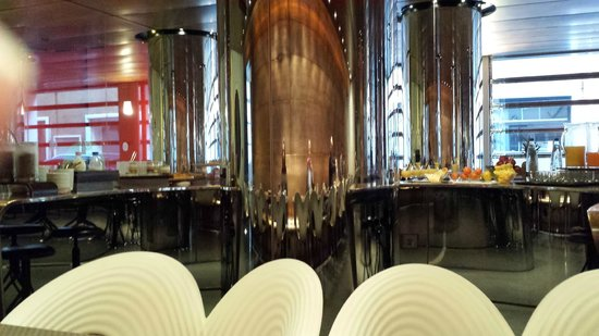 DuoMo Hotel : Sala colazioni