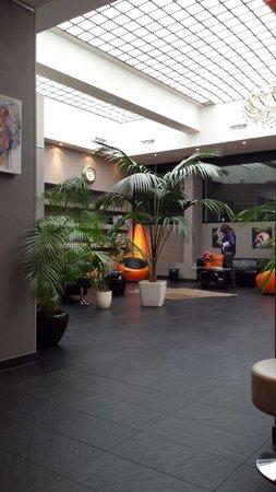 Hotel Windsor: Recepcion