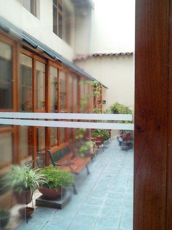 Los Andes De America Hotel : Hotel