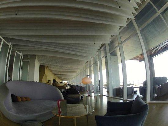 Hilton Pattaya: Lounge