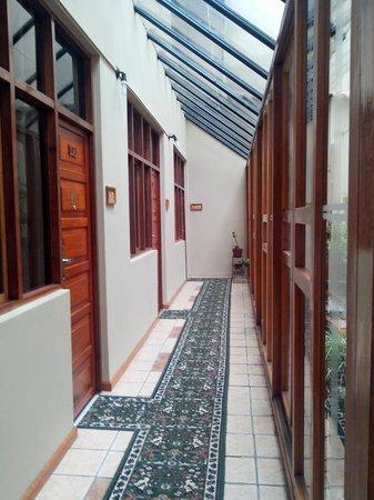 Hotel Los Andes de América: Hotel